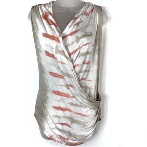 Young Fabulous & Broke Tie Dye Sleeveless Top